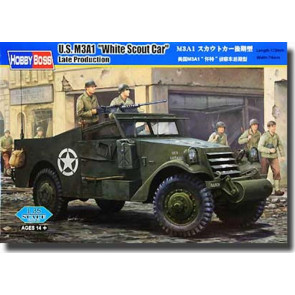 Hobby Boss 1/35 US M3A1 White Scout 82452
