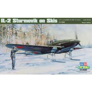 Hobby Boss 1/32 IL-2 Sturmovik On Skis 83202