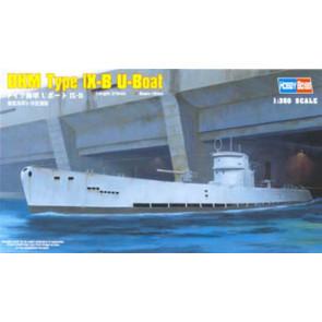 Hobby Boss 1/350 DKM Navy Type IX-B U-Boat 83507