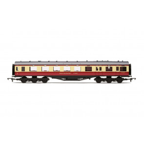 Hornby BR Period II 68 Dining/Restaurant Car M236M - Era 4 r4188d