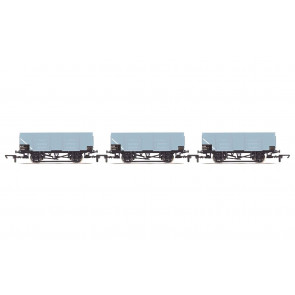 Hornby 21T Mineral Wagons, Three Pack, British Railways | OO Gauge r6906