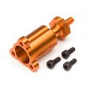 Hpi Wheel Hub Aluminium Right Orange 102829