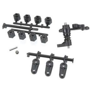 Hpi Steering Arm/Servo Saver Set Savage Xs 105300