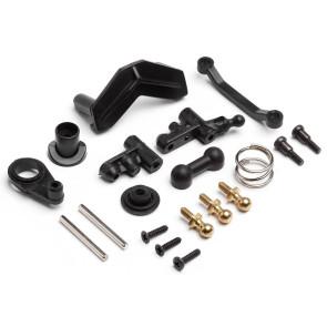 Hpi Steering Servo Mount/ Servo Saver Set (Recon) 105517