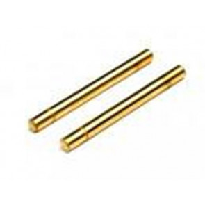 Hpi Hinge Pin Titanium Nitride Suspension Shaft 3X33Mm (2Pcs) 86848