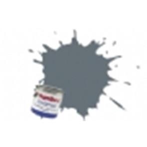 Humbrol Enamel 123 Extra Dark Sea Grey Satin Finish 14ml Tinlet