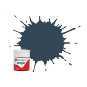 Humbrol Acrylic Paint 14ml RLM 74 Graugrun Matt hum245