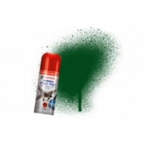 Humbrol Acrylic 3 Brunswick Green 150ml Modellers Spray 6003