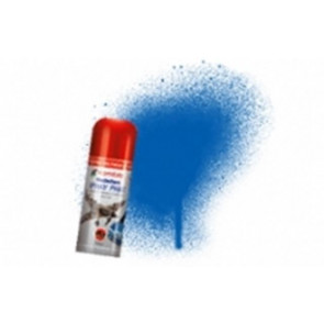 Humbrol Acrylic 14 French Blue 150ml Modellers Spray 6014
