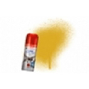 Humbrol Acrylic 16 Gold Metallic 150ml Modellers Spray 6016