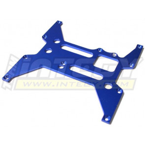 Integy alloy centre bottom plate for lst t7308blue