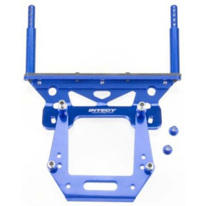 Integy Front Shock Tower Stampede Blue t7958blue