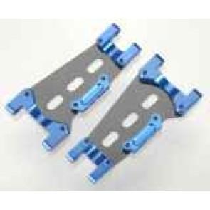 Integy Lower Arm Rear Stampede Blue t7962blue