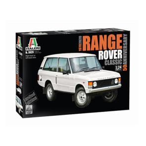Italeri 1/24 Range Rover Classic 50Th Anniversary 3629