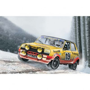Italeri 1/24 Renault R5 Rally 3652