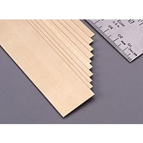 K&S Brass Strips .016x1 (1) 8232