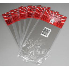 K&S Aluminum Sheet 4x10Inch .016Inch (1) ks-255