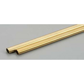 K&S Brass Oval Tube Small (2) 5094