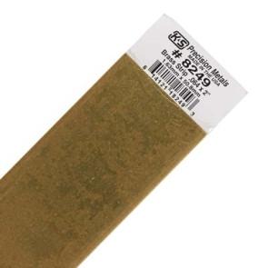 K&S Brass Strips .064x2Inch (1) 8249