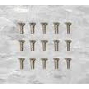 Kyosho Titanium Screw M3x16 /8pcs) 1374