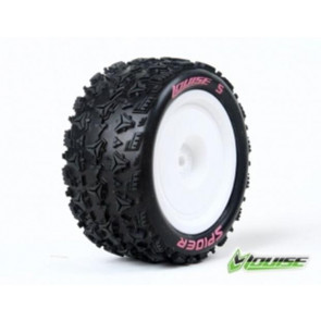 Louise E-Spider 1/10 Buggy Rear Tyre (2) T3200Swkr