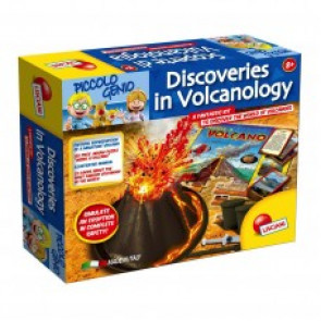 Lisciani Discoveries In Volcanology 50192