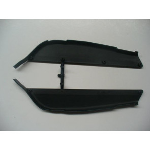 Lrp S8bk Chassis Side Guard Set 132012