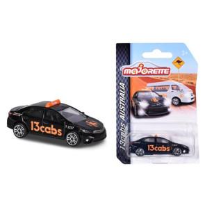 Majorette 1/64 13Cabs Corolla Black 212053052au1
