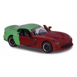Majorette 1/64 Colour Change Dodge SRT Viper 212054021d