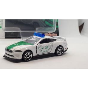 Majorette 1/64 Dubai Police Ford Mustang GT 212057186047d