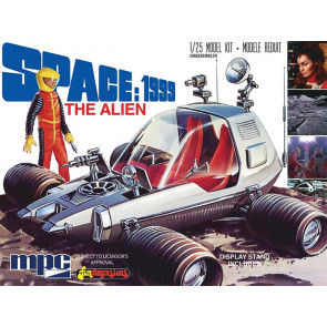 MPC 1/25 Space 1999 The Alien (Moon Rover) 795