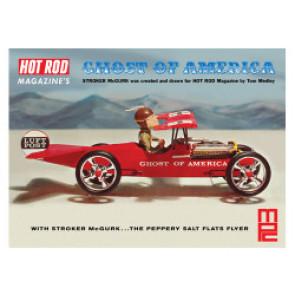 MPC 1/18 Stroker McGurk Ghost of America Flying Car Hot Rod Magazine 866