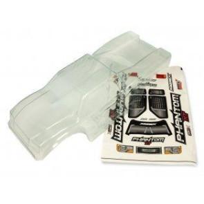 Maverick 1/10 Clear Lexan Phantom Truck Body - W/ Decal Sheet mv150047