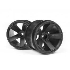 Maverick 1/10 Quantum Xt Wheel 2.8Inch (Black/2Pcs) mv150163