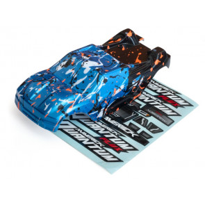 Maverick 1/10 Quantum Xt Body (Blue/Orange) mv150178