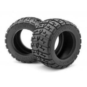 Maverick 1/10 Tredz Accelerator Tire (2Pcs) mv150181