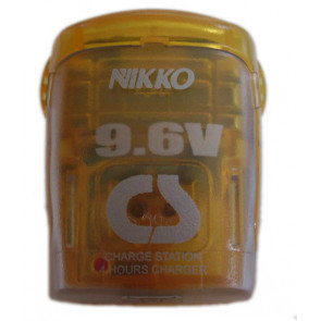 Nikko 9.6V AC 4 Hour Quick Charger nik2004