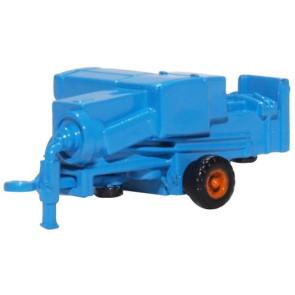 Oxford 1/148 N Baler Blue nfarm006