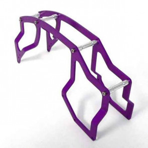 Rcsolutions Hotbodies E-Zilla 10 Roll Cage Purple rcs104