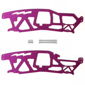 Rcsolutions Savage X Lightning TVP Purple rcs119