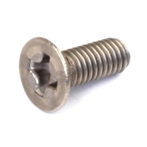 Rdlogics Titanium Flat Head Tapping Screw 3 x 8mm (10) 32308T