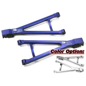 Rdlogics Aluminum Arms for Revo Rear Lower Blue (L&R) Rv-052B
