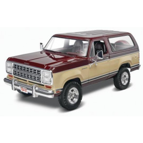 Revell 1/25 1980 Dodge Ram charger 14372