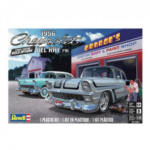 Revell 1/25 56 Chevy Del Ray 14504
