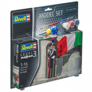 Revell 1/16 Carabiniere Gift Set 62802