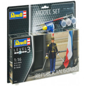 Revell 1/16 Republican Guard Gift Set 62803