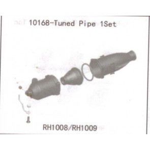 River Hobby Tuned Pipe 10168