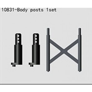 River Hobby Body Posts 10831