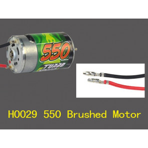 River Hobby Brushed Motor 550 (ftx-6558) h0029