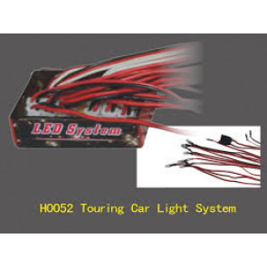 River Hobby Light System (RH1025&RH1026 Touring Car) 1Set h0052